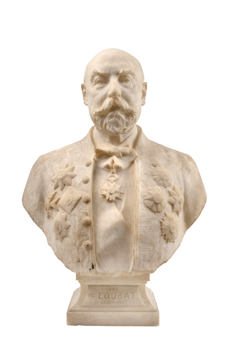Buste du Duc de Loubat