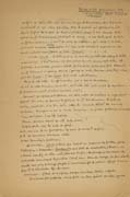 EFA FCP 32, dos. 8 : Notes de Ch. Picard sur les fouilles du tépé de l'ancienne école d'agriculture de Thessalonique, février-mai 1916.
