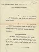 EFA 1 ACE 5, carton 4 : Sujets de composition française donnés au baccalauréat, session de juin 1940.