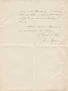 EFA CHYPRE 3 : Lettre d'É. Boysset à Ch. Fossey (p. 3), 27 mai 1896.