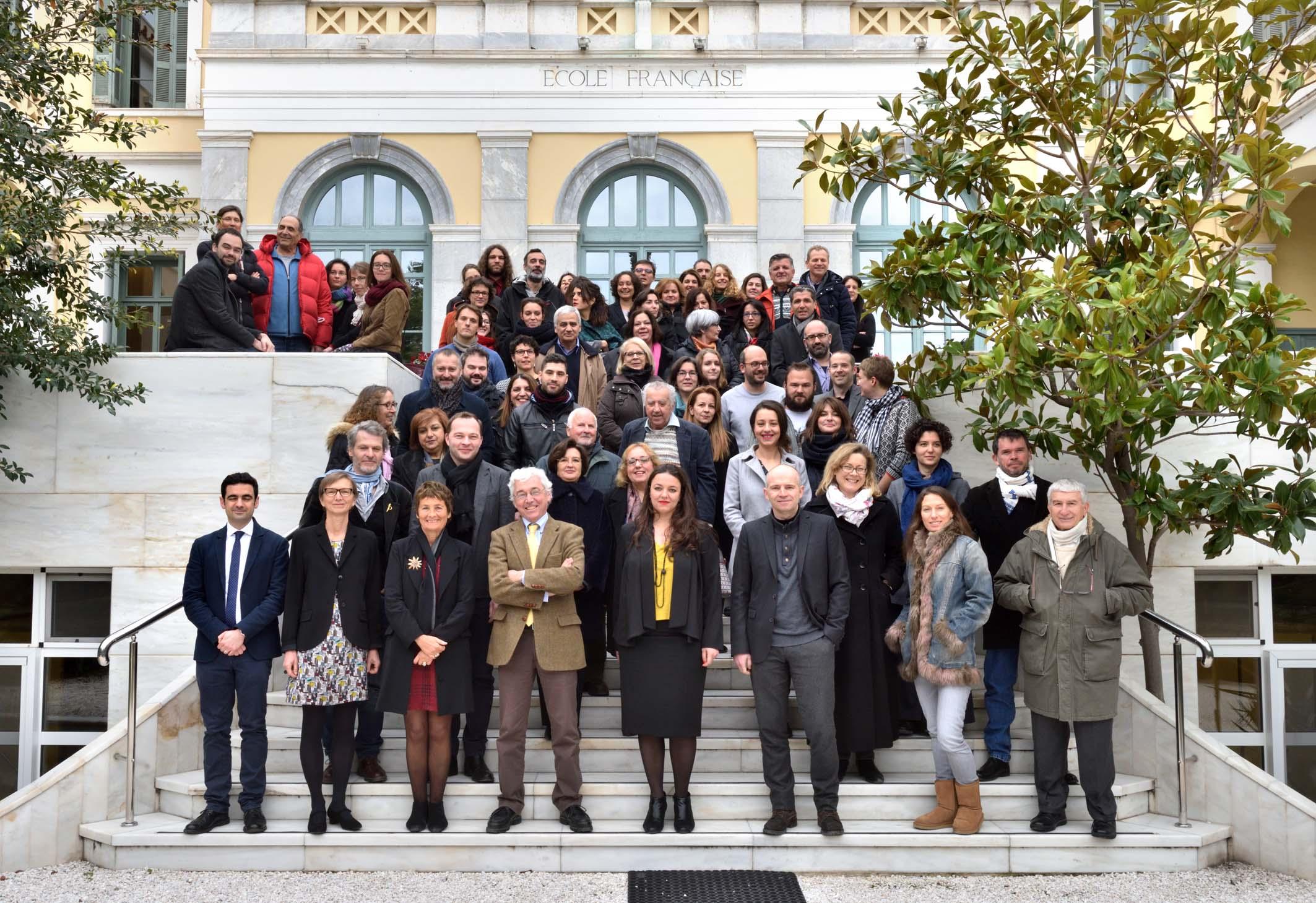 Pitta de l'EFA. 30 janvier 2017. © EFA, E. Miari